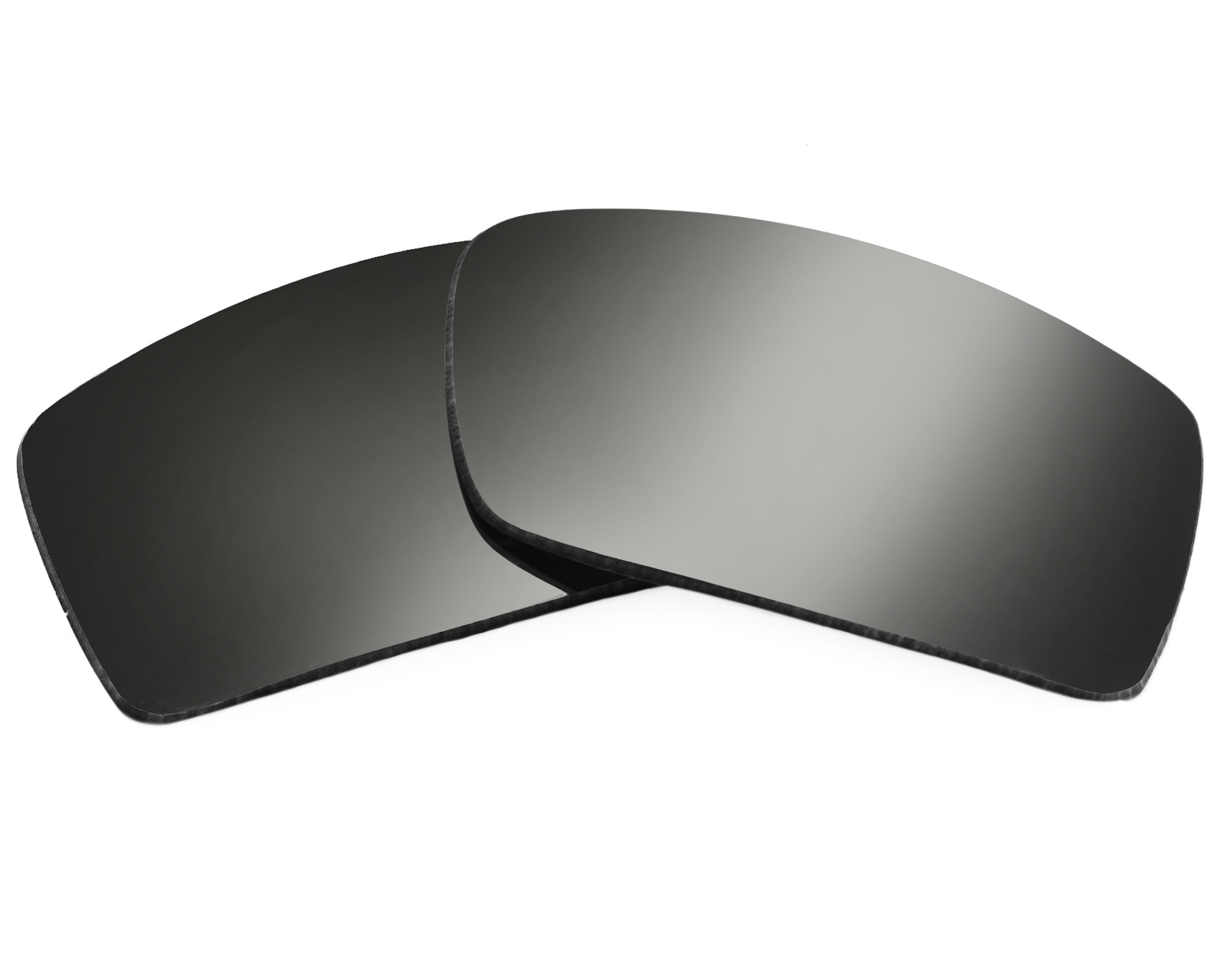 e02be5dba31 GASCAN Replacement Lenses Polarized Black Iridium by SEEK fits OAKLEY  Sunglasses