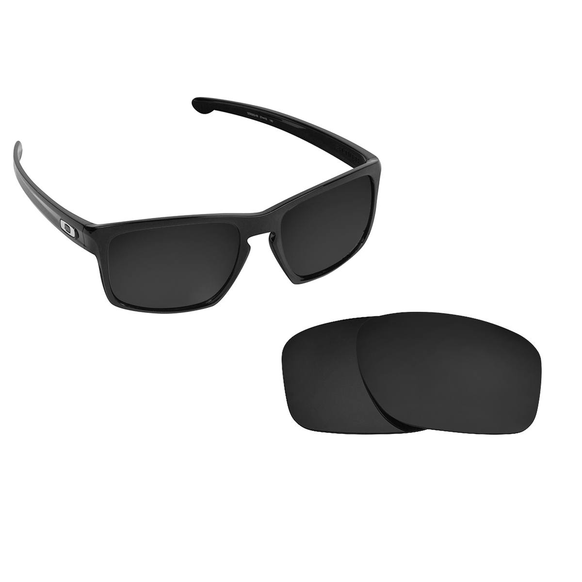 c221513253 Sliver XL Replacement Lenses by SEEK OPTICS to fit OAKLEY Sunglasses ...