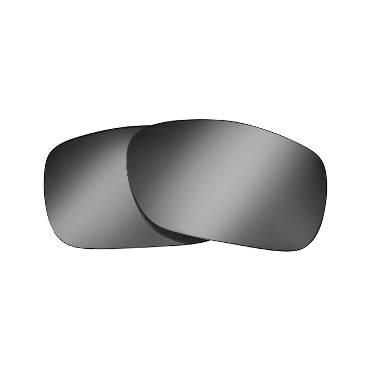 60eccff462b TWOFACE Replacement Lenses Polarized Black Iridium by SEEK fits OAKLEY