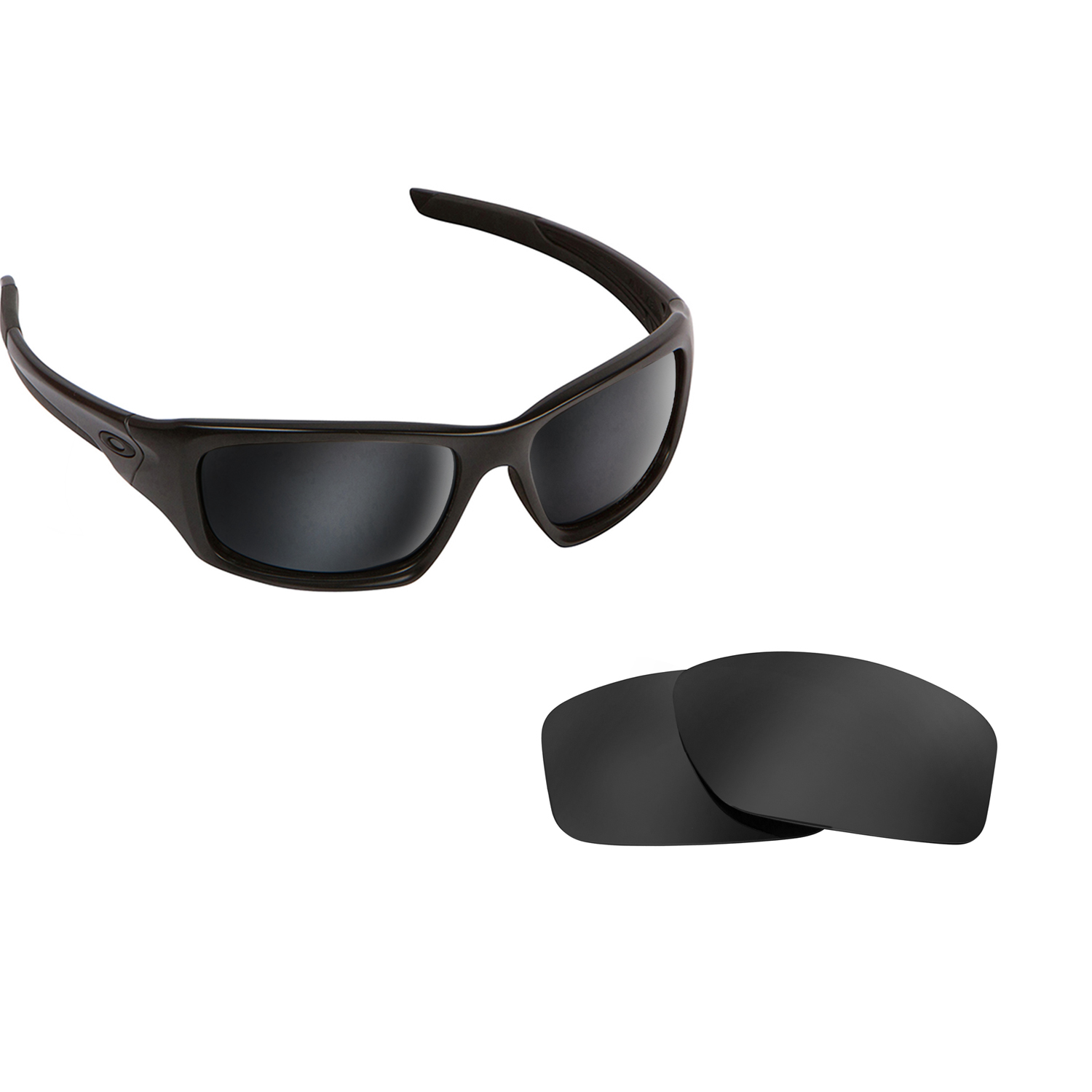 51312af372 VALVE Replacement Lenses by SEEK OPTICS to fit OAKLEY Sunglasses