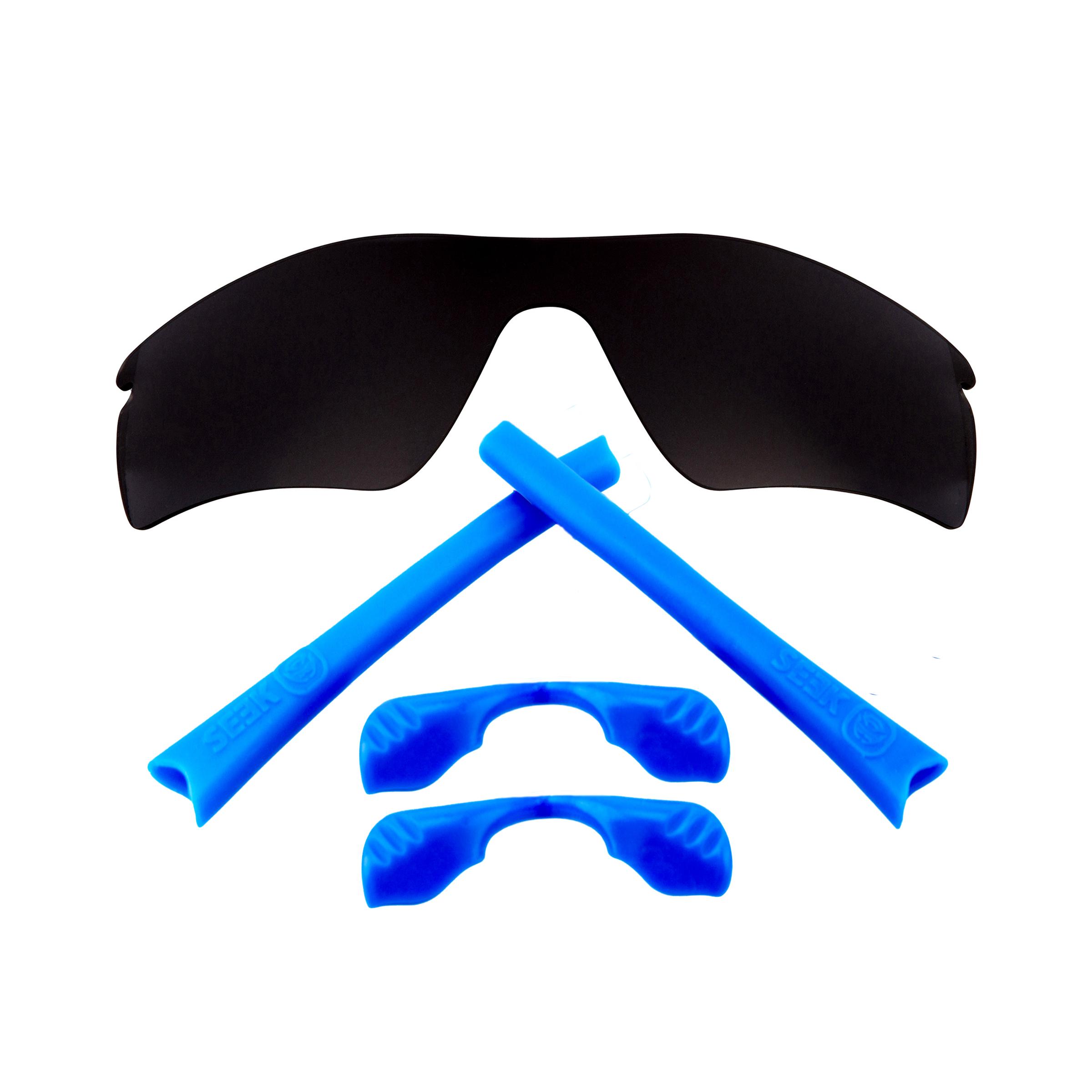 3f63ae870cff4 Best New SEEK Lenses   Rubber Kit for Oakley RADAR PATH Pick Your ...