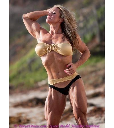 Heather Armbrust aka Alpha Hughes