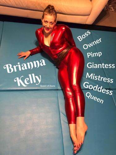 queen brianna kelly