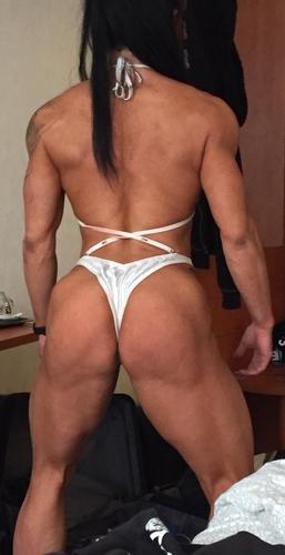zarah muscle