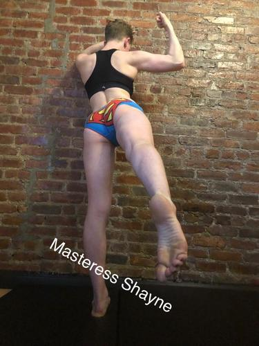 Masteress Shayne