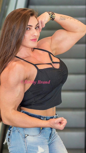 curvy muscle