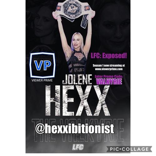 jolene the valkyrie hexx
