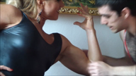 ARMWRESTLING WITH DENNIS