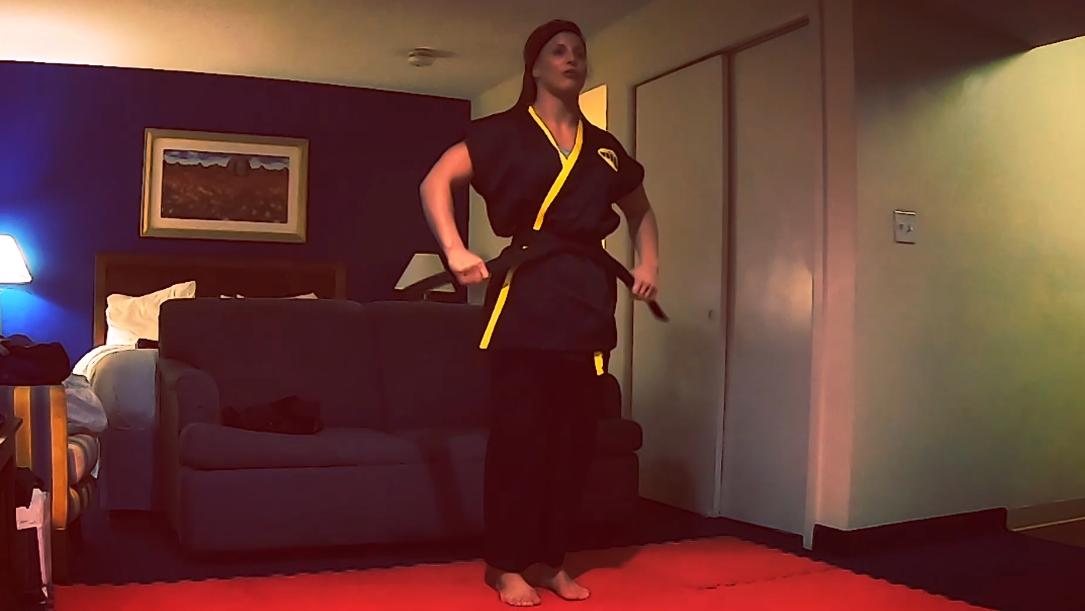 Sheena Sport Promo Karate