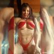 Sexy posing all body