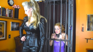 Goddess Severa and the Cheating Slave (Full Length Video)