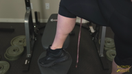 Calve Workout and Measure