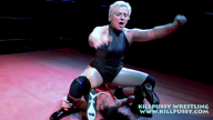 KPW212 Laken gets Prostyle Boston Crab, Camel clutch bash from Killpussy HD