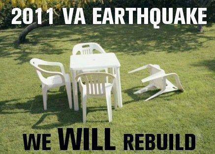 The Great 2011 Virgina Earthquake