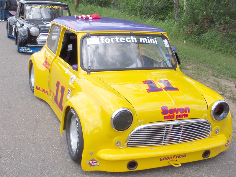 At the 2009 Can-Am Mini Challenge