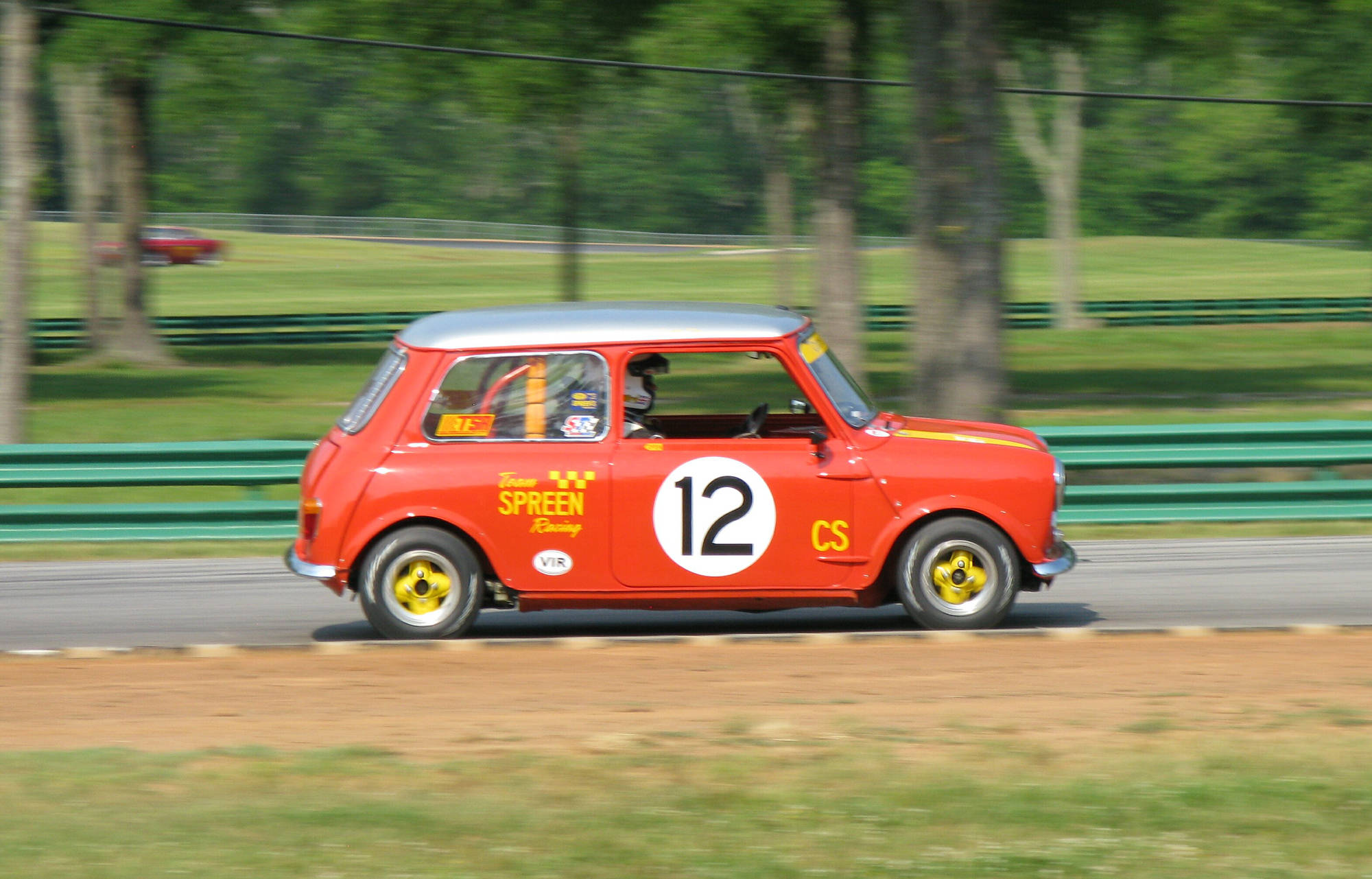 Nick Swift in the 'Ed Spreen Mini', VIR ca. 2008