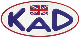 KAD Products from Seven Enterprises