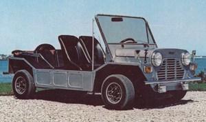 Classic Mini Moke