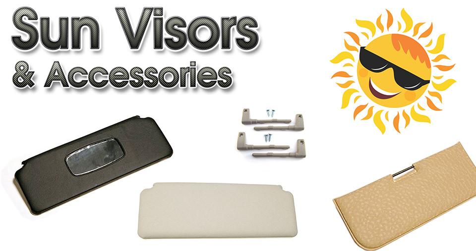 Sun Visors & Accessories for the Classic Mini