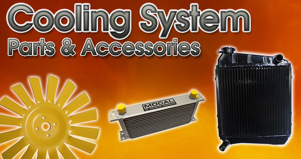 Cooling System Parts & Accessories