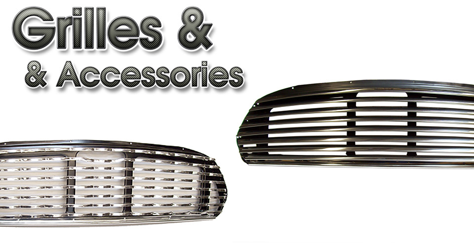 Grilles & Accessories