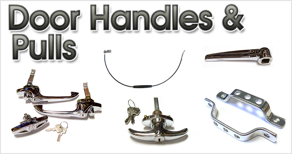 Classic Mini door handles & pulls