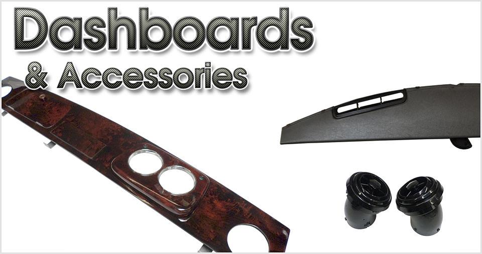 Classic Mini dashboards & accessories