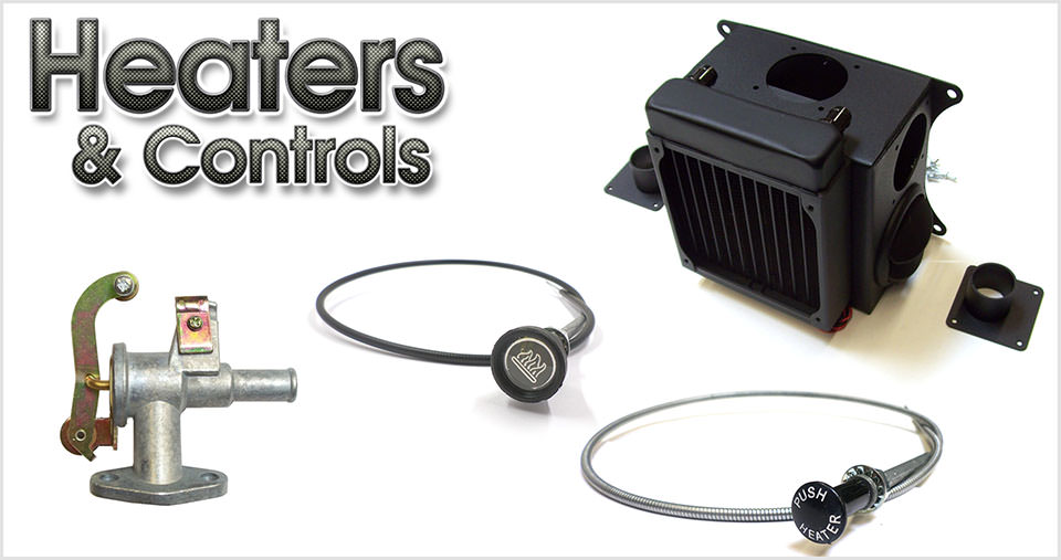 Heaters & Controls