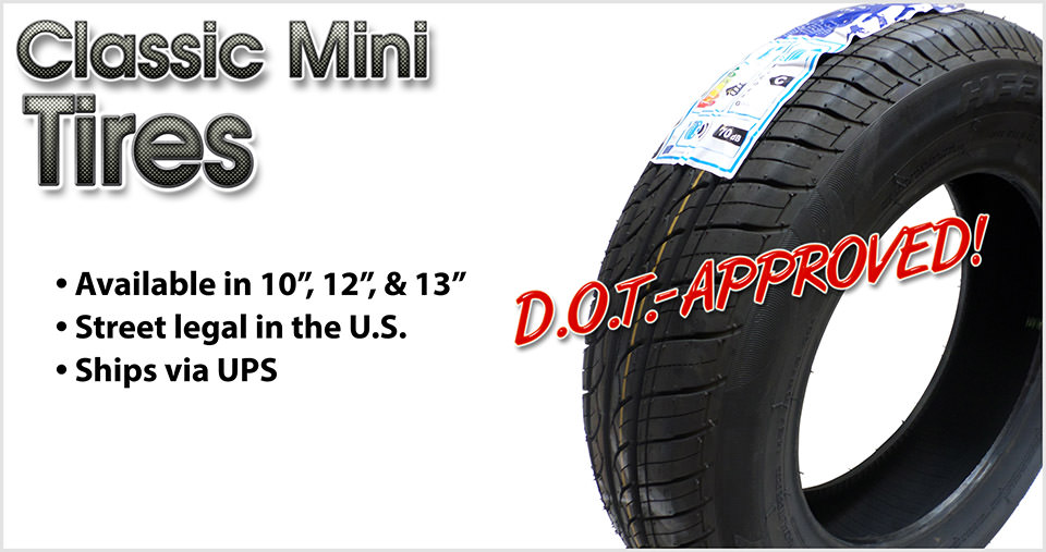 DOT-Approved Tires & Accessories