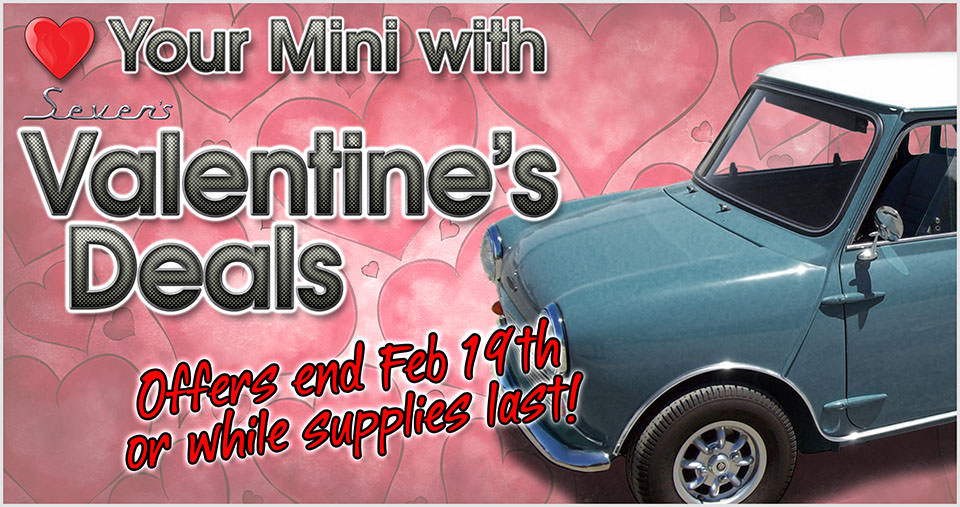 Seven't Valentine's Deals