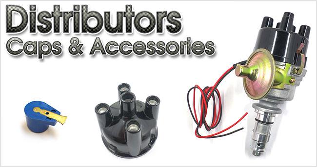 Distributors, Caps, & Accessories