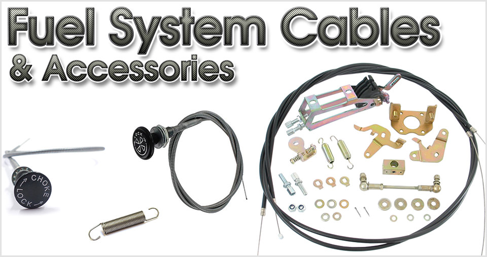 Fuel System Cables & Accessories