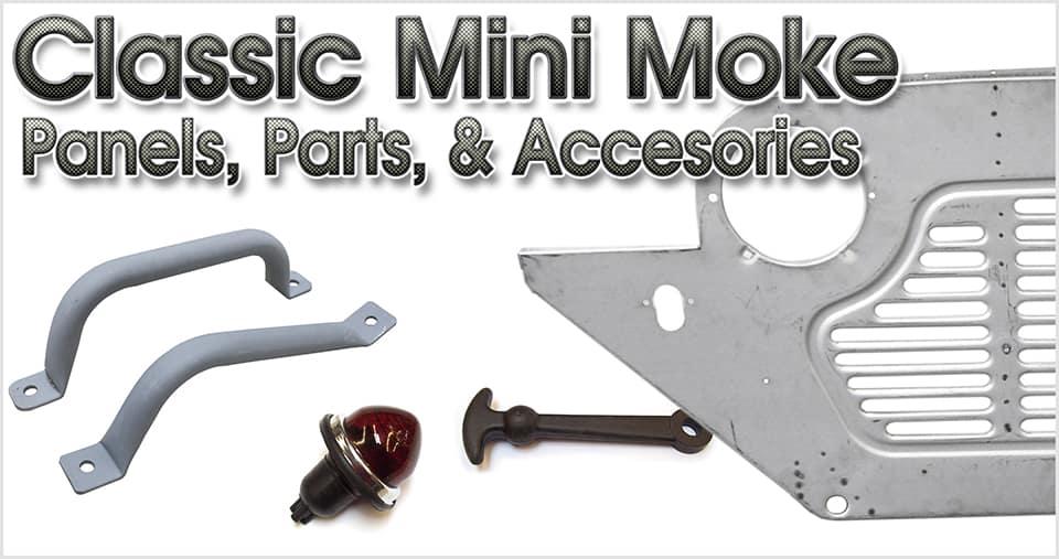 Classic Mini Moke Parts & Accessories