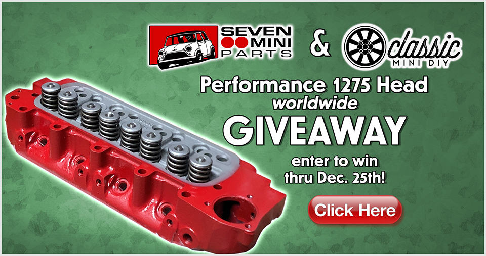 Worldwide Giveaway thru Dec 25th - Performance 1275 Head