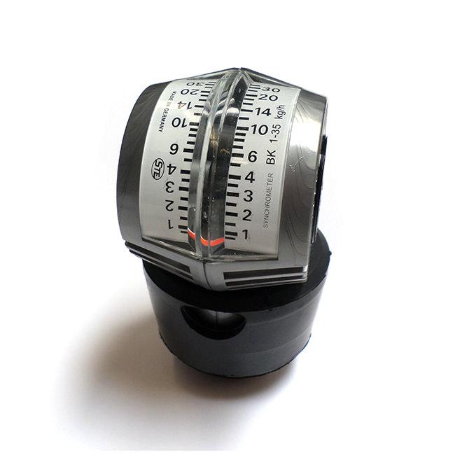 Synchrometer Carb Flow Meter
