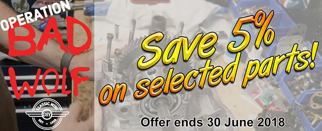 Save 5% on selected items today!
