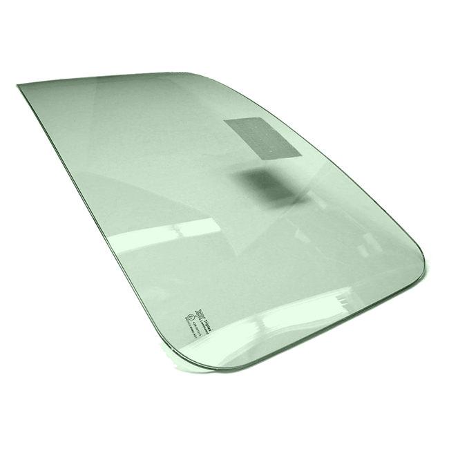 Triplex tinted windscreen