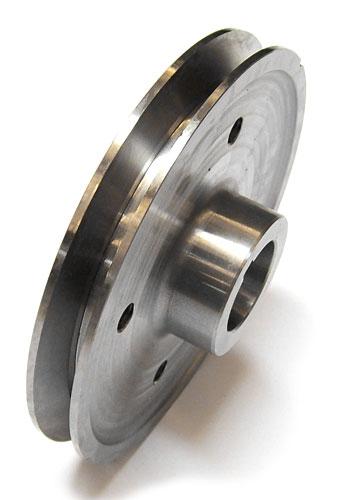 Cooper S Crank Pulley AEG0454