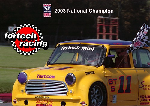 Fortech Mini Victory Lap