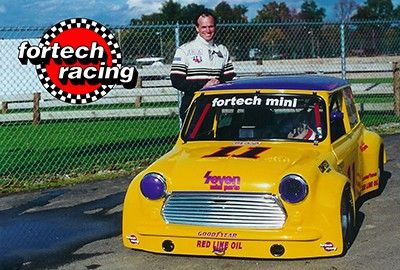 Doug Peterson with the Fortech Mini