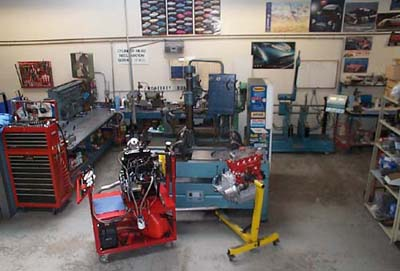 center auto machine shop