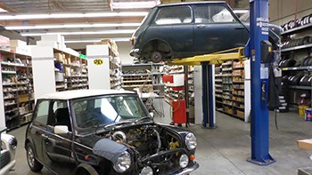 Experienced classic Mini service & repair
