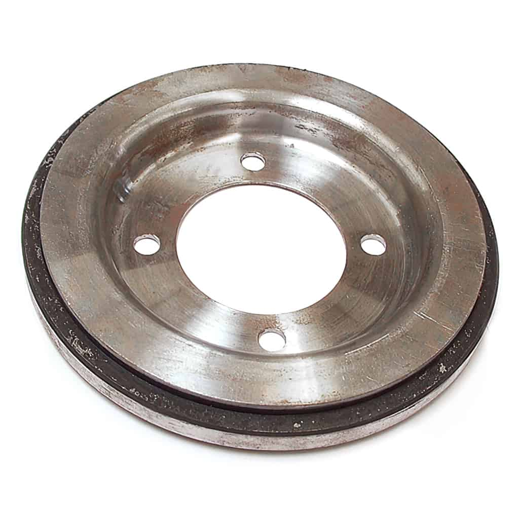 Crank Vibration Damper Ring, Cooper S