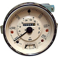 Speedometer, Cooper S, 130mph, Smiths, Magnolia