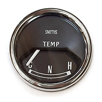 Gauge, Water Temp, Mk2-on, Smiths, Black