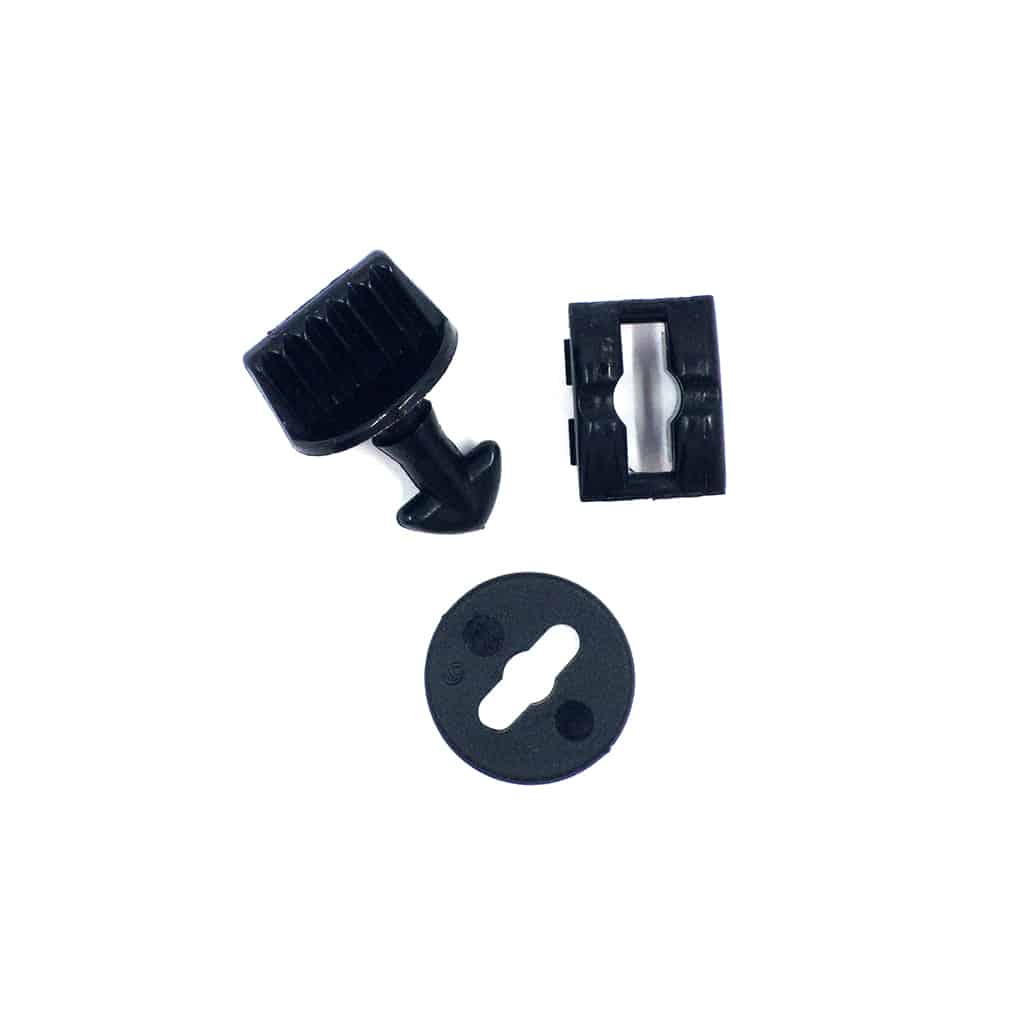 Turn Button Clip, Distributor Water Shield