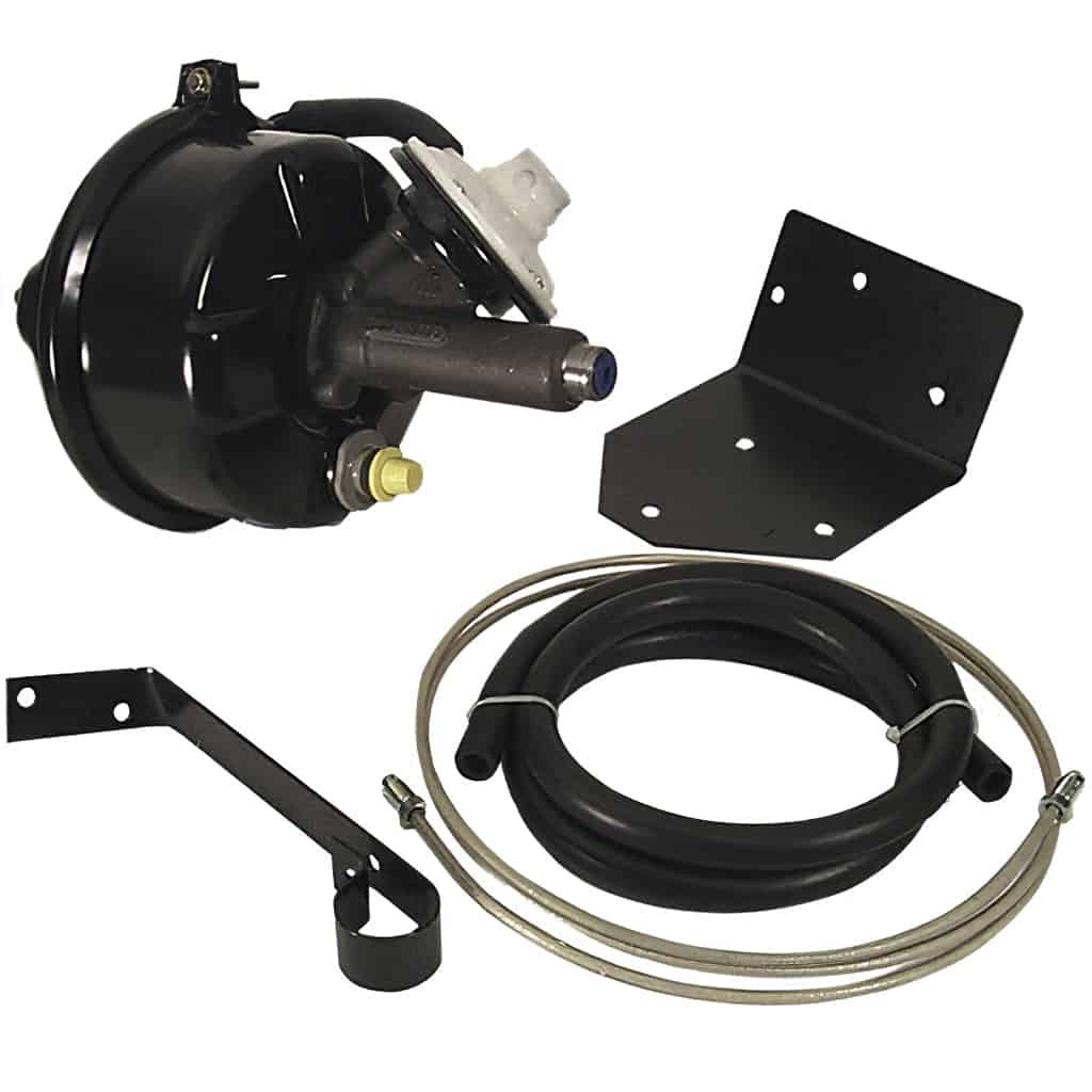 Brake Servo and Installation Kit, Mk3, OEM