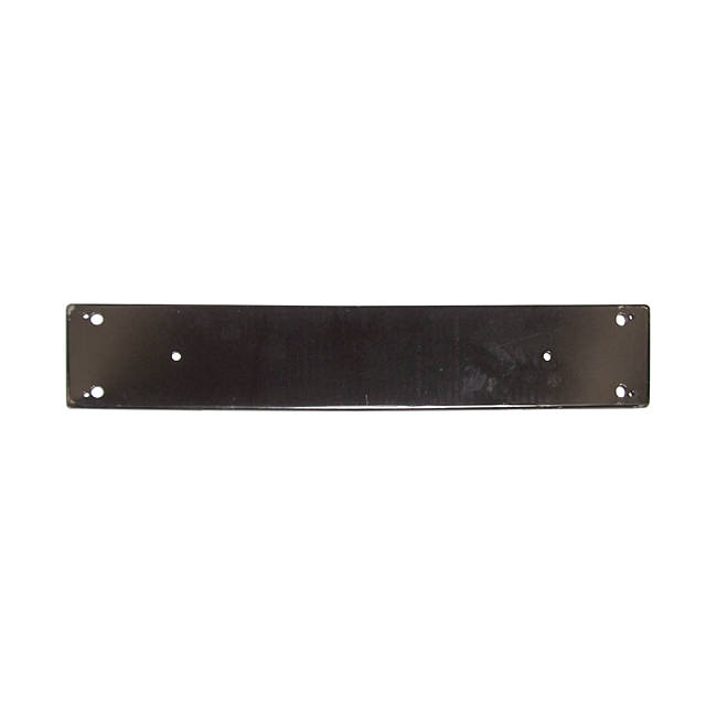 License Plate Mount, Van/Estate, rear