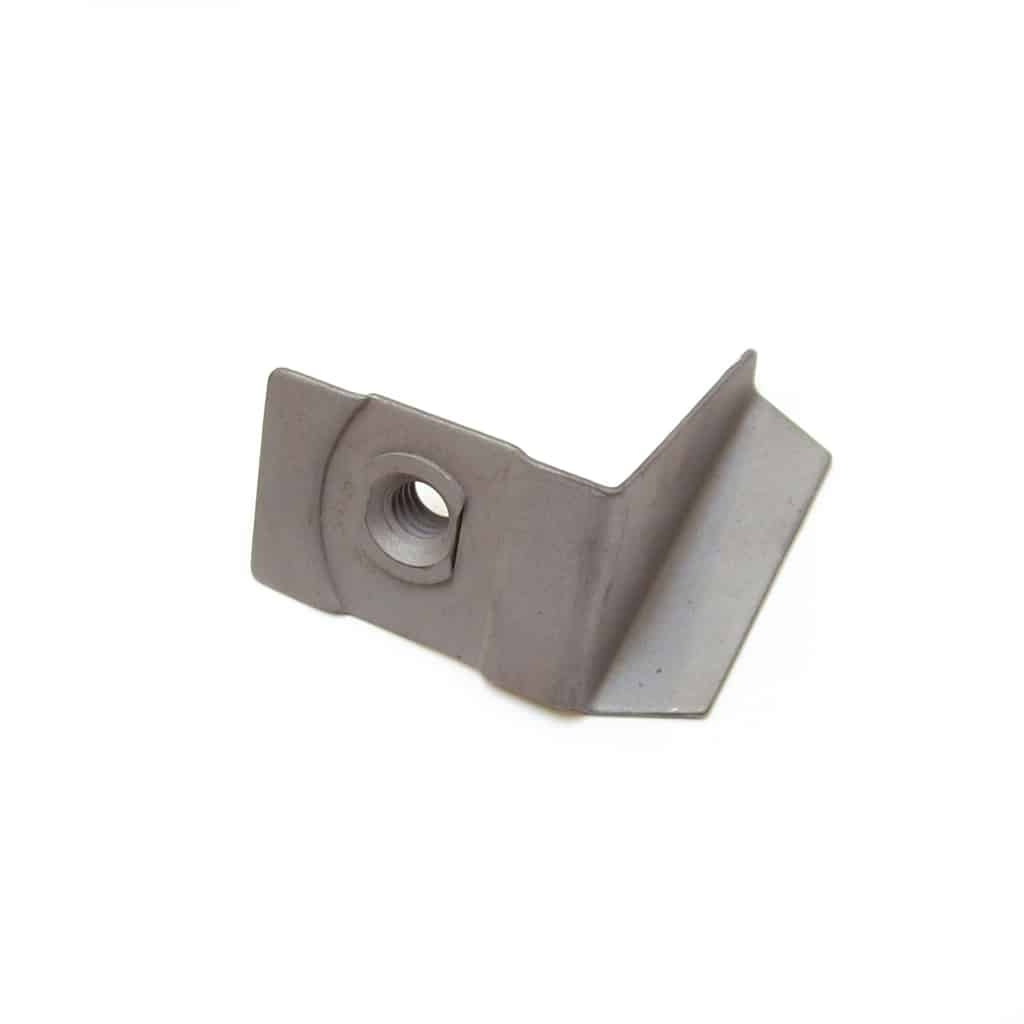 Sill to Floor Reinforcing Bracket, Right-Hand, Rear