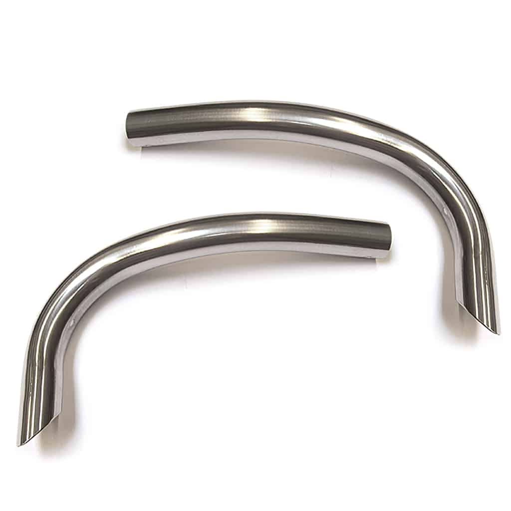 Overrider Trim Bar, Rear